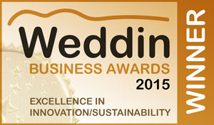 WeddinBusinessAwards2015-Seal-ExcellenceInInnovationSustainability