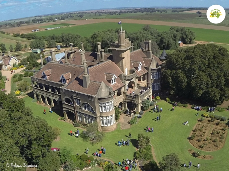 Iandra Castle ctsy Melissa Chambers from AllAroundOz